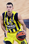 Turkish Airlines Euroleague.<br /> Final Four - Vitoria-Gasteiz 2019.<br /> Semifinals.<br /> Fenerbahce Beko Istanbul vs Anadolu Efes Istanbul: 73-92.<br /> Kostas Sloukas.