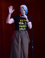 www.acepixs.com<br /> <br /> February 4 2017, Ft Lauderdale<br /> <br /> Comic Lisa Lampanelli performs at the Hardrock Cafe on February 4 2017 in Ft Lauderdale, Fl<br /> <br /> By Line: Solar/ACE Pictures<br /> <br /> ACE Pictures Inc<br /> Tel: 6467670430<br /> Email: info@acepixs.com<br /> www.acepixs.com