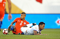 Philadelphia, PA - Tuesday June 14, 2016: Chile (CHI) and Panama (PAN)  during a Copa America Centenario Group D match between Chile (CHI) and Panama (PAN) at Lincoln Financial Field.