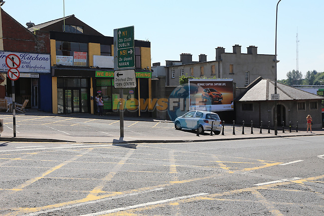 Perposed site of Matthews Coach stop at the bottom of georges street.<br /> Picture:  Fran Caffrey / www.newsfile.ie