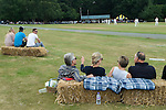 Ebernoe Horn Fair West Sussex UK 2015.