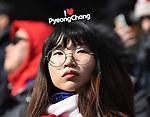 16/02/2018 - Mens skeleton - Pyeongchang 2018 winter Olympics - Alpensia sliding centre - Korea