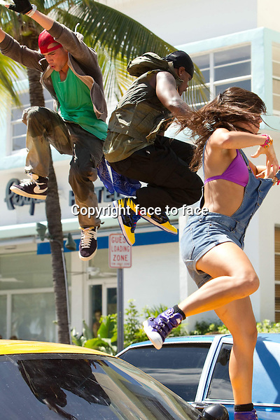 Scene in STEP UP: MIAMI HEAT 3D...- Editorial Use Only -..Supplied by face to face