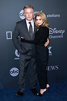 NEW YORK, NY - MAY 14: Alec Baldwin and Hilaria Baldwin at the Walt Disney Television 2019 Upfront at Tavern on the Green in New York City on May 14, 2019. <br /> CAP/MPI99<br /> ©MPI99/Capital Pictures