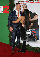 04 November 2017 - Westwood, California - John Cena, Nikki Bella. &quot;Daddy's Home 2&quot; Los Angeles Premiere held at Regency Village Theatre. <br /> CAP/ADM/FS<br /> &copy;FS/ADM/Capital Pictures