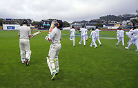 190311 International Test Cricket - NZ Black Caps v Bangladesh