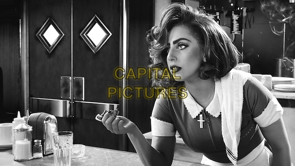 Lady Gaga<br /> in Sin City: A Dame to Kill For (2014) <br /> *Filmstill - Editorial Use Only*<br /> CAP/FB<br /> Image supplied by Capital Pictures