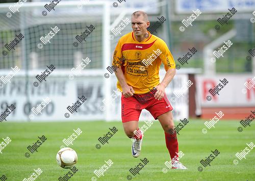 2011-07-31 / Voetbal / seizoen 2011-2012 / KFC Duffel / Tim De Keyser..Foto: mpics