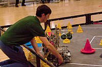 Robotics Skills Competition Stevenson High School Buffalo Grove Illinois 2-10-18