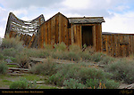 L.E. Bell Stable, Bodie Ghost Town, Mono, California