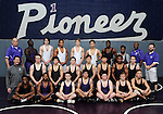 1-22-15, Pioneer High School wrestling team