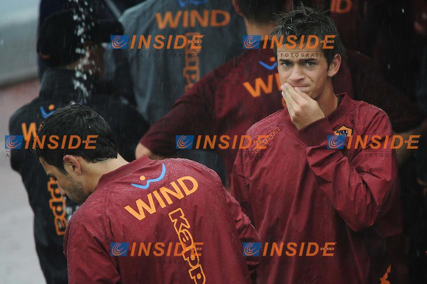 LUCCA Jonatan.Riscone di Brunico (BZ) 06/07/2012 Allenamento As Roma.Football Calcio 2012/2013 .Foto Insidefoto Christian Mantuano