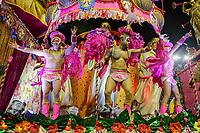 SAO PAULO, SP, 22/02/2020 - Carnaval 2020 -SP- Carnaval 2020, Desfile da Escola de Samba Colorado do Bras pelo segundo dia de Carnaval do grupo especial, no Sambodromo do Anhembi em Sao Paulo, SP, nesta sabado (22). (Foto: Marivaldo Oliveira/Codigo 19/Codigo 19)