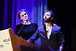 51 Festival Internacional de Cinema Fantastic de Catalunya-Sitges 2018.<br /> Closing Ceremony Gala.<br /> Melina Matthews &amp; Dafnis Balduz.
