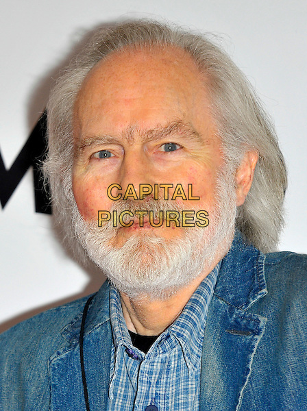 Roy Harper .Mojo Honours List 2011 Awards Ceremony, held at The Brewery - Arrivals London, England..July 21st, 2011.headshot portrait blue beard facial hair .CAP/CJ.©Chris Joseph/Capital Pictures.