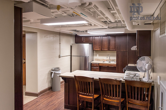 Aug. 19, 2015; Howard Hall after 2015 renovation work. (Photo by Matt Cashore/University of Notre Dame)