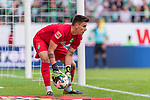 05.08.2017, Weserstadion, Bremen, GER, FSP, SV Werder Bremen (GER) vs FC Valencia (ESP)<br /> <br /> im Bild<br /> Michael Zetterer (Werder Bremen #30), <br /> <br /> Foto &copy; nordphoto / Ewert