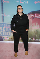 """2 December 2019 - Los Angeles, California - Marja-Lewis Ryan. Premiere Of Showtime's """"The L Word: Generation Q"""" held at Regal LA Live. Photo Credit: FS/AdMedia /MediaPunch"""