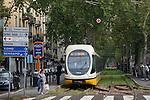 Tranvias En Milan
