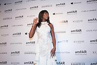 SAO PAULO, SP, 04.03.2014 - BAILE GALA AMFAR - Naomi Campbell  é vista durante baile de gala da AmFar, na regiao oeste da cidade São Paulo, na noite desta sexta-feira.(Foto: Adriana Spaca / Brazil Photo Press).