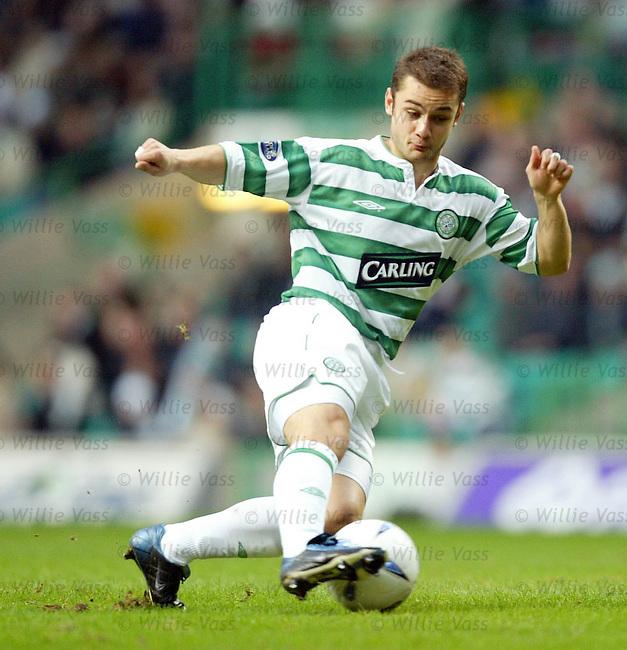 Shaun Maloney, Celtic.pic willie vass
