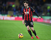 2nd February 2019, Cardiff City Stadium, Cardiff, Wales; EPL Premier League football, Cardiff City versus AFC Bournemouth; Adam Smith of Bournemouth