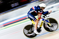 Picture by SWpix.com - 03/03/2018 - Cycling - 2018 UCI Track Cycling World Championships, Day 4 - Omnisport, Apeldoorn, Netherlands - Marion Borras of France Women's Individual Pursuit