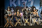 Mar 20, 2012: KISS - Press Conference Los Angeles