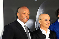 "LOS ANGELES - JUN 22:  Dr Dre, Jimmy Iovine at ""The Defiant Ones"" HBO Premiere Screening at the Paramount Theater on June 22, 2017 in Los Angeles, CA"