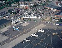 Augustus 1998. Luchthaven Deurne.