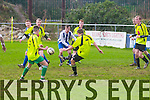 Action from the Denny Premier 'B' Spa Road  V  Killarney Celtic B at Mounthawk Park on Sunday