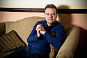 Harrogate, UK. 15.12.11. Sitting Room Comedy Club at the Cedar Court Hotel, Harrogate, plays host to top stand ups Tony Law, Anthony King and Hal Cruttenden. Photograph shows: Hal Cruttenden . Photo credit: Jane Hobson.