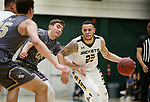 November 26, 2019; Spearfish, SD, USA; South Dakota Mines at Black Hills State men's college basketball at the Donald E. Young Center in Spearfish, S.D. (Richard Carlson/Inertia)