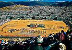 Festa do sol, Inti Raimi na cidade de Cuzco. Per&uacute;. Foto de Juca Martins<br /> Data: 06-1994