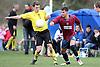 Branksome Con 2 Branksome Railway 2 in the Sunday League Premier division at Branksome rec - 04-12-11