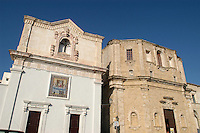 - Puglia, Gallipoli, due chiesette nella citt&agrave; vecchia <br /> <br /> - Apulia, Gallipoli, two little churchs in the old city