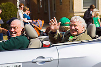 Edison Park Chicago St. Patrick's Day Parade 3-11-2012