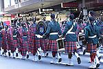 Anzac Day March Sydney 2015