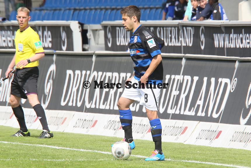 Michael Görlitz (FSV) - FSV Frankfurt vs. SV Sandhausen, Frankfurter Volksbank Stadion