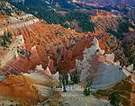 Sandstone Formations, Cedar Breaks National Monument, Utah