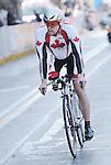 November 12 2011 - Guadalajara, Mexico:  Matthieu Parent during his Road Race at the 2011 Parapan American Games.  Photos: Matthew Murnaghan/Canadian Paralympic Committee