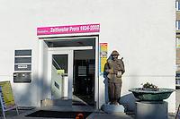 Ehemaliges KdF-Seebad Prora auf Rügen, Mecklenburg-Vorpommern, Deutschland