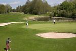 VELSEN - Hole D1. Openbare Golfbaan Spaarnwoude. COPYRIGHT KOEN SUYK