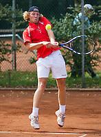 09-08-12, Netherlands, Hillegom, Tennis, NJK,    Olger van Gent