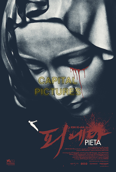 AMERICAN POSTER ART<br /> in Pieta (2012) <br /> *Filmstill - Editorial Use Only*<br /> CAP/FB<br /> Image supplied by Capital Pictures