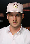 "HOLLYWOOD, CA. - September 23: Rob Dyrdek arrives at the Los Angeles premiere of ""Zombieland"" at Grauman's Chinese Theatre on September 23, 2009 in Hollywood, California."