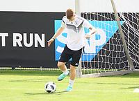 Marco Reus (Deutschland, Germany) - 31.05.2018: Training der Deutschen Nationalmannschaft zur WM-Vorbereitung in der Sportzone Rungg in Eppan/Südtirol