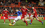 06.02.2019 Aberdeen v Rangers: Ryan Jack and Tommie Hoban