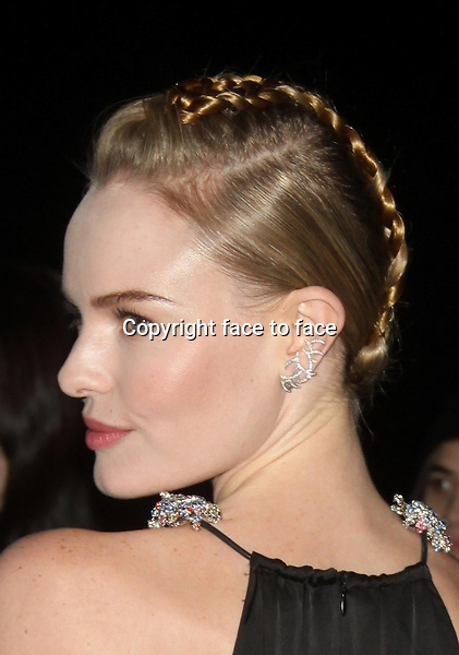 NEW YORK, NY - OCTOBER 28: Kate Bosworth at the Premiere of Ketchup Entertainment's 'BIG SUR' at the Sunshine Landmark Theater in New York. October 28, 2013. <br />