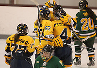 110109 Neumann University - Women's Ice Hockey vs Oswego State